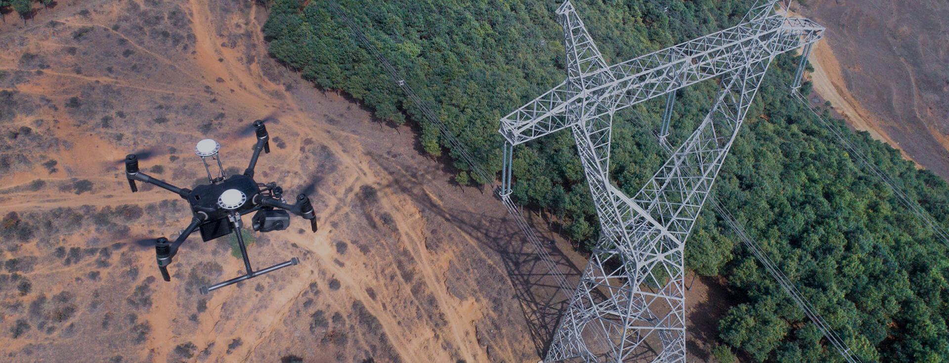 Inspecciones automatizadas para torres de alta tensión