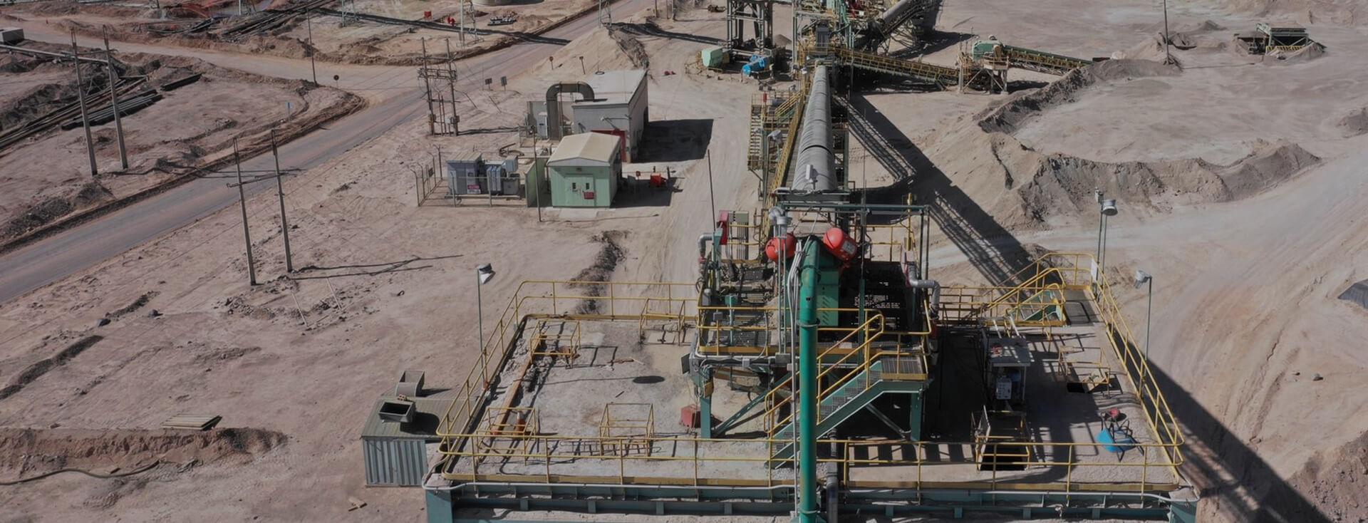 Inspecciones automatizadas para mineria